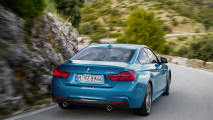 BMW Serie 4 Coupé restyling 2017