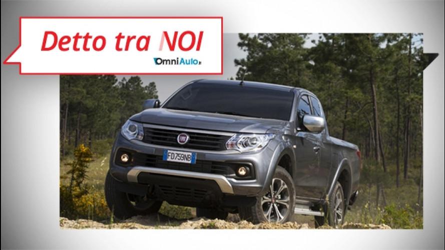 Fiat Fullback, vi piacerebbe guidare un pick-up? [VIDEO]