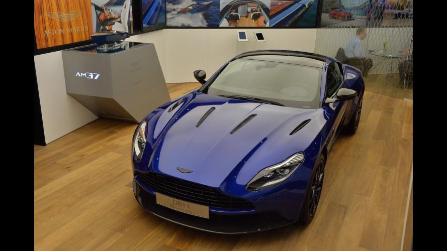 Aston Martin al Salone di Ginevra 2017