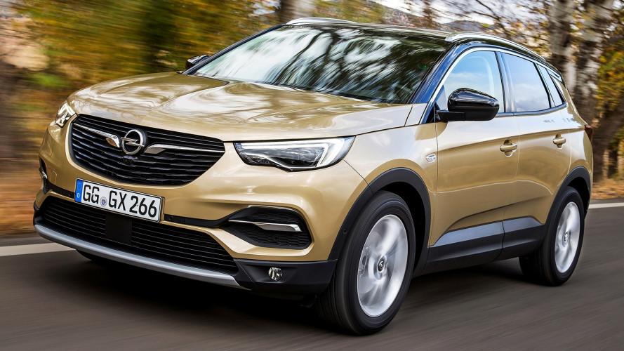 Opel Grandland X, arriva il 2.0 diesel da 177 CV