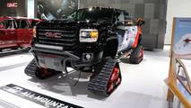2018 GMC Sierra 2500HD All Mountain concept