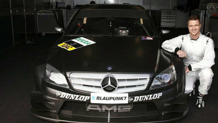 Ralf Schumacher secures new Mercedes DTM contract