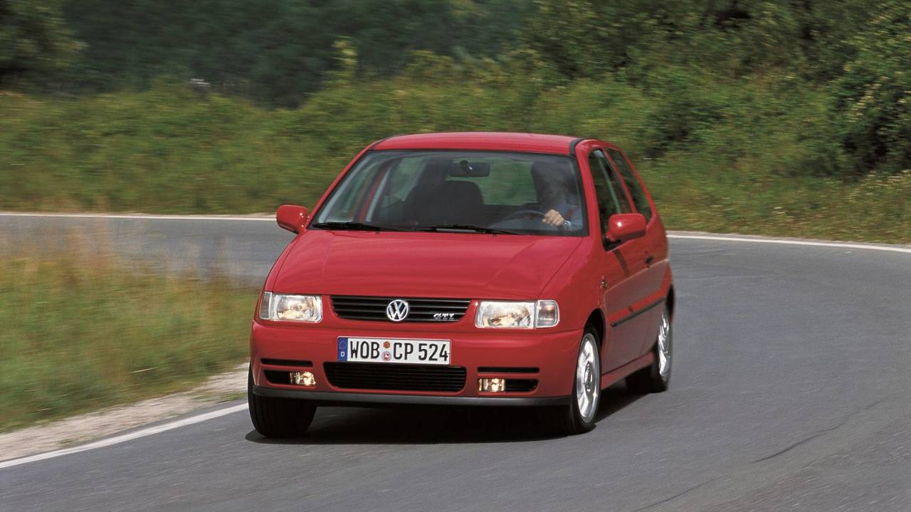 Ide nekem az I-t: Polo III GTI (1998)