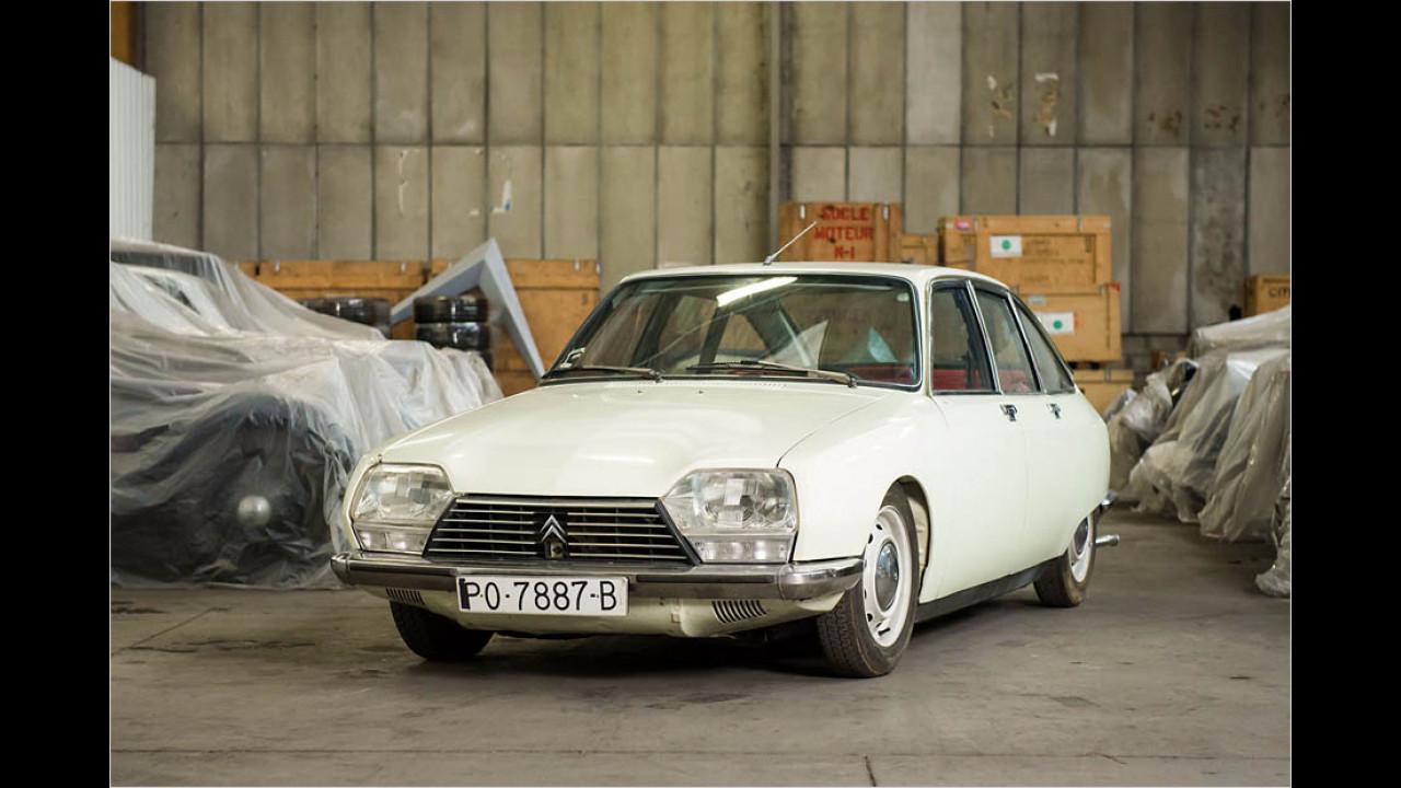 1973 Citroën GS