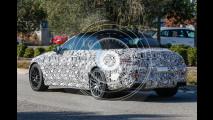 Mercedes-AMG C 63 Cabrio, le foto spia