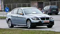 Most Revealing Spy Shots of the BMW E90 3-Series Facelift