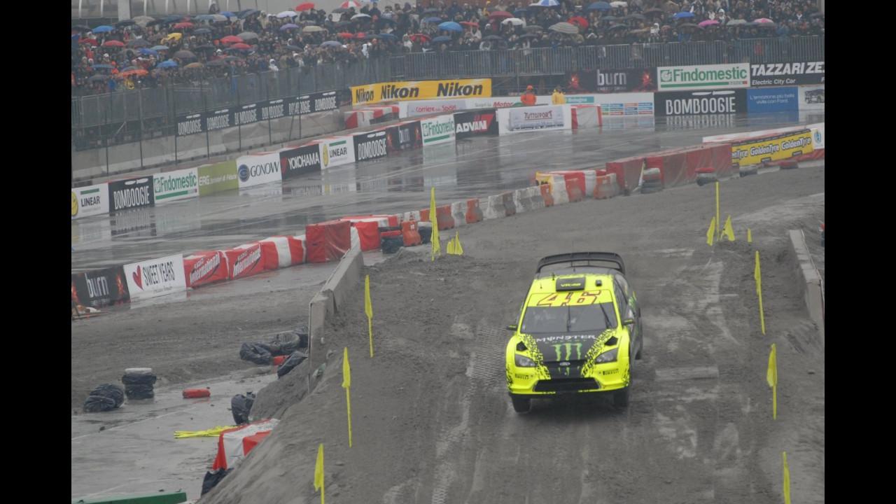Motor - Valentino Rossi - Show 2009