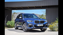 Nuova BMW X3 M40i