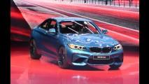 Salão de Detroit: bombadão, BMW M2 Coupe de 370 cv será o M de