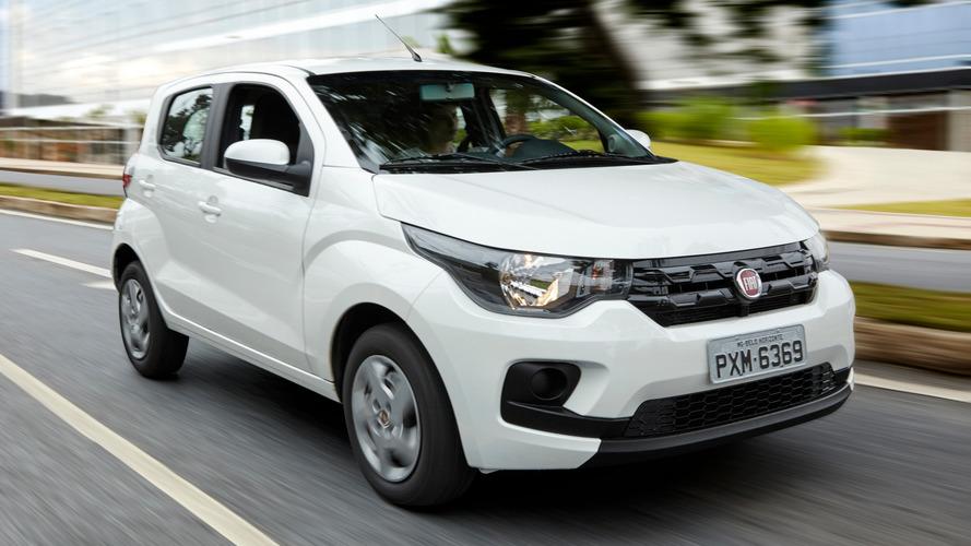 Fiat reduz preço do Mobi para R$ 29.990 durante promoção