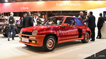 Renault au Salon Rétromobile 2017