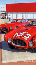 KVC - Ferrari vintage Finali Mondiali 2016