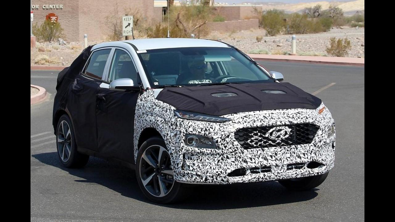 Hyundai se prepara para lançar inédito SUV compacto