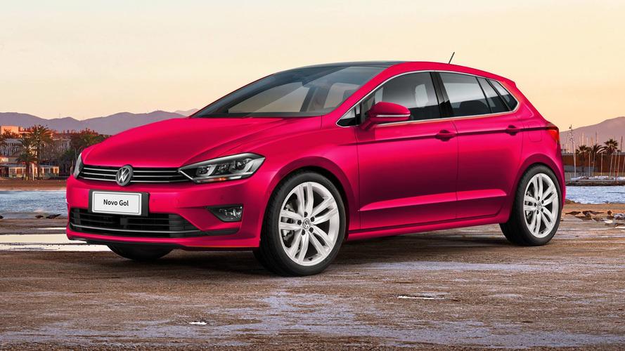 Como ficará o VW Gol 2018? Leitor cria projeção baseada no Seat Ibiza