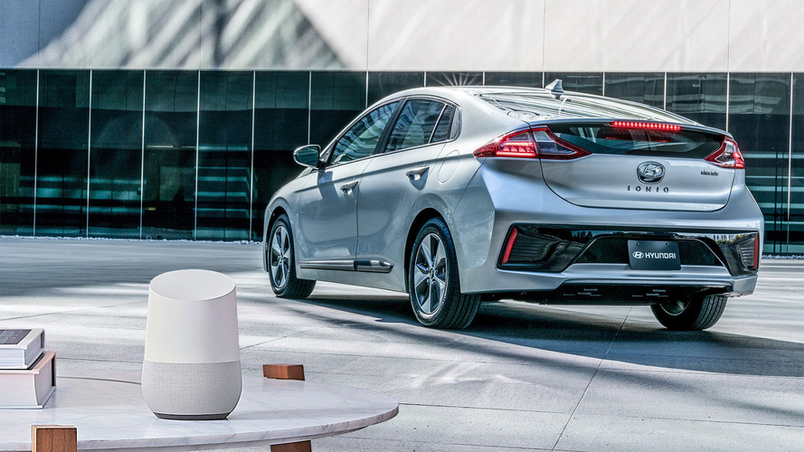 Hyundai, Google Home destekli ses kontrol entegrasyonunu tanıttı