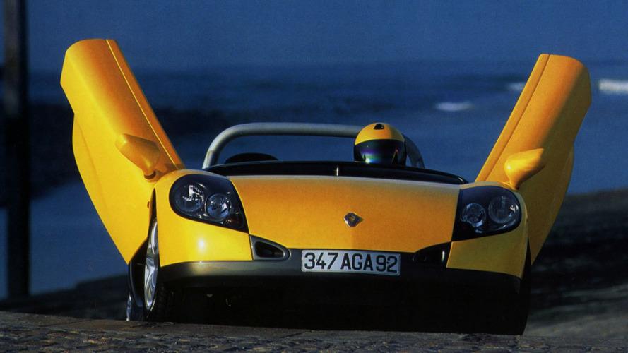 Renault Spider (1995) - Dernière Alpine, première Renault Sport