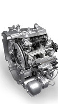 Alfa Romeo Double Clutch Transmission