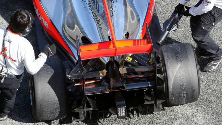 McLaren taking alternate bodywork to Bahrain