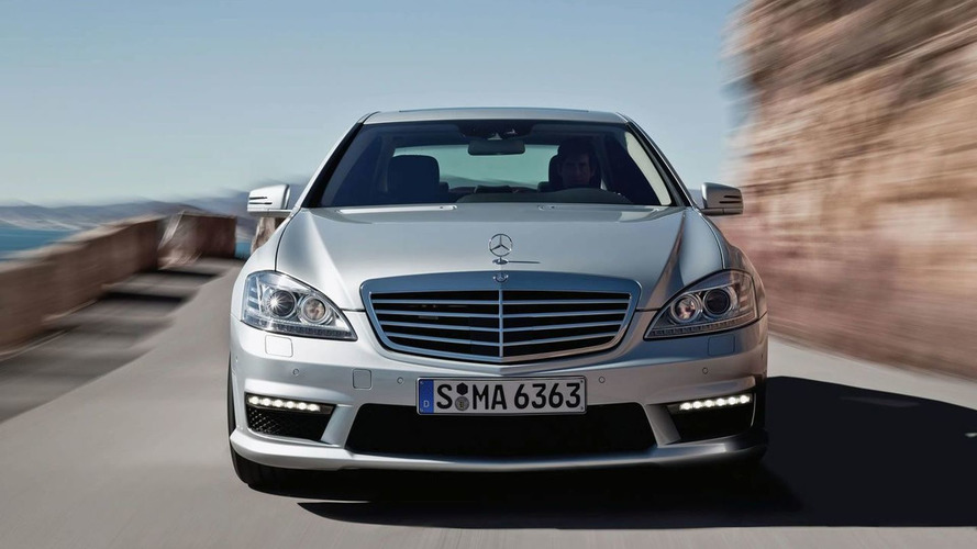 Mercedes S 63 AMG & S 65 AMG Officially Unleashed