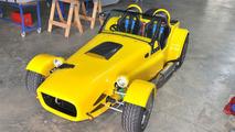 Millennium 7 - Lotus 7 replica from South Africa