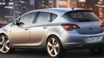 2010 Opel Astra Fully Revealed