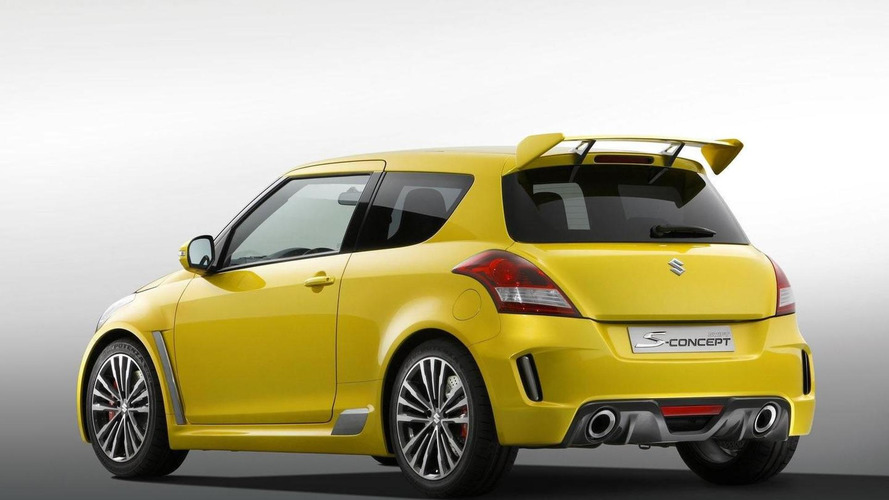 Suzuki Swift Sport coming in 2012 - report