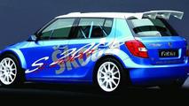 Skoda S2000 Concept Car Revealed