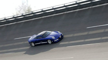 9ff GT9 in motion