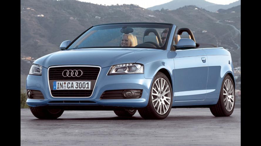 Frischer Aufschnitt aus Ungarn: Das neue Audi A3 Cabriolet