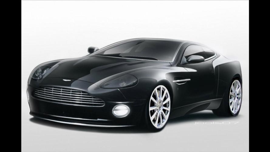 Aston Martin: Limitierte Ultimate Edition des Vanquish S