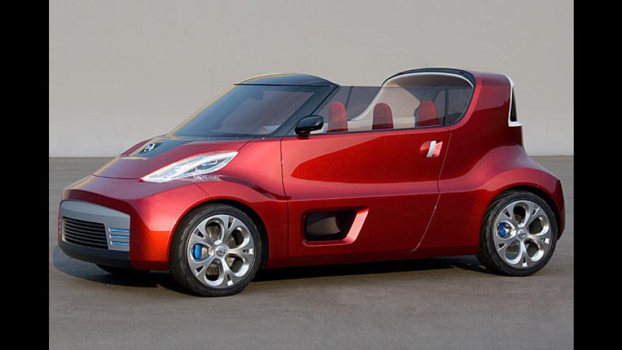 Nissan: Prototypen auf der Tokyo Motor Show
