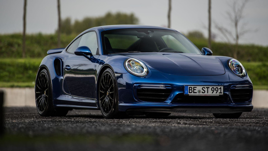 Fastest Porsche 911 Turbo S Of This Generation Hits 344.17 KM/H