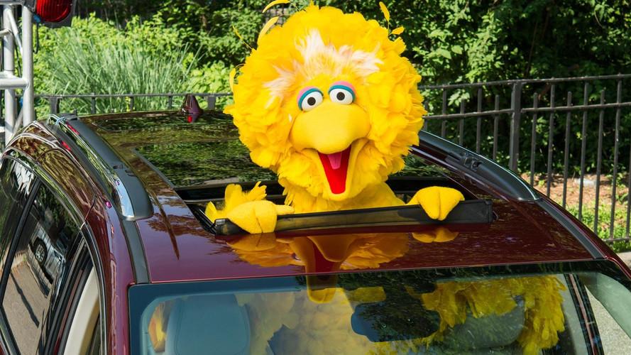 Chrysler Sponsors Sesame Street To Promote Pacifica, Not ABCs