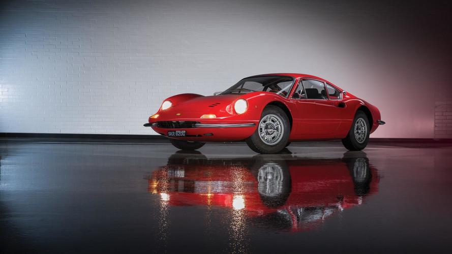 Ferrari Can't Make Up Its Mind About Dino Successor