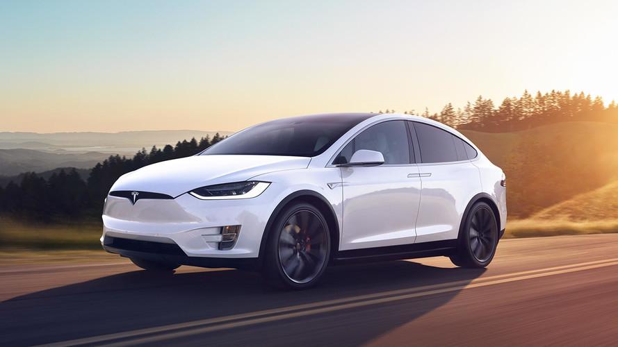 Le Tesla Model X baisse son prix de 3000 €