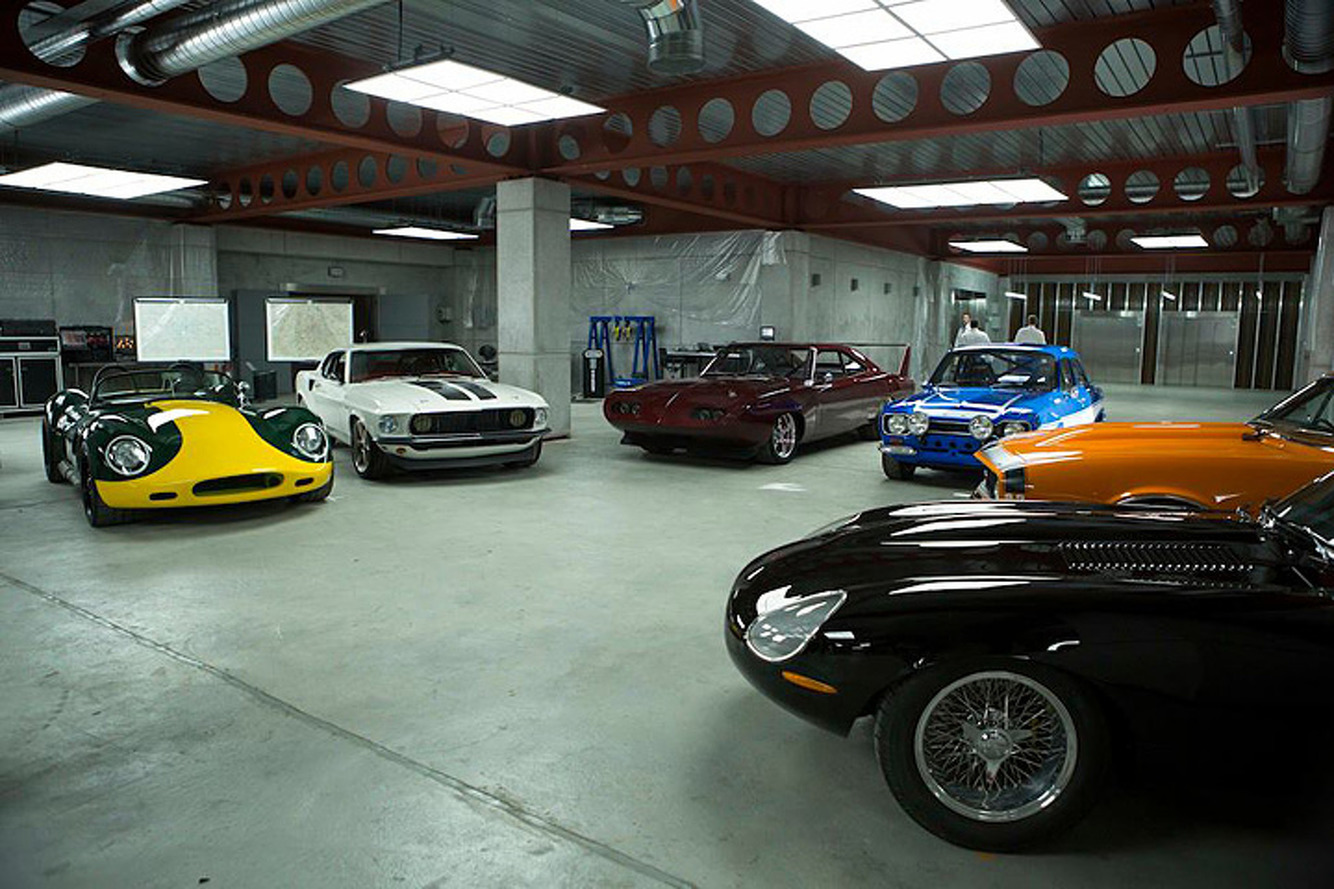 Check Out the $17 Million Cars of Fast and Furious 8