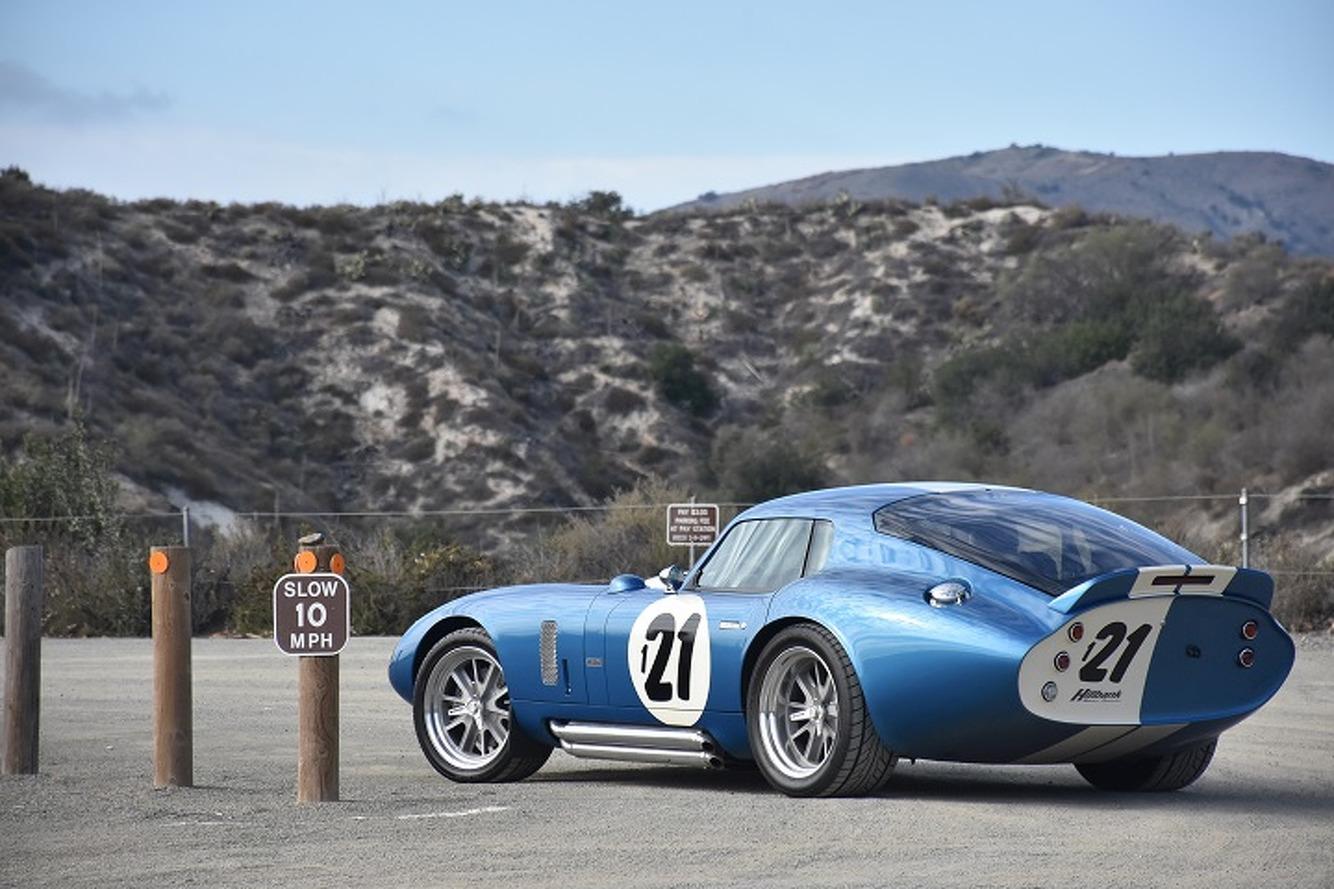 Superformance Shelby Daytona Coupe Reviews