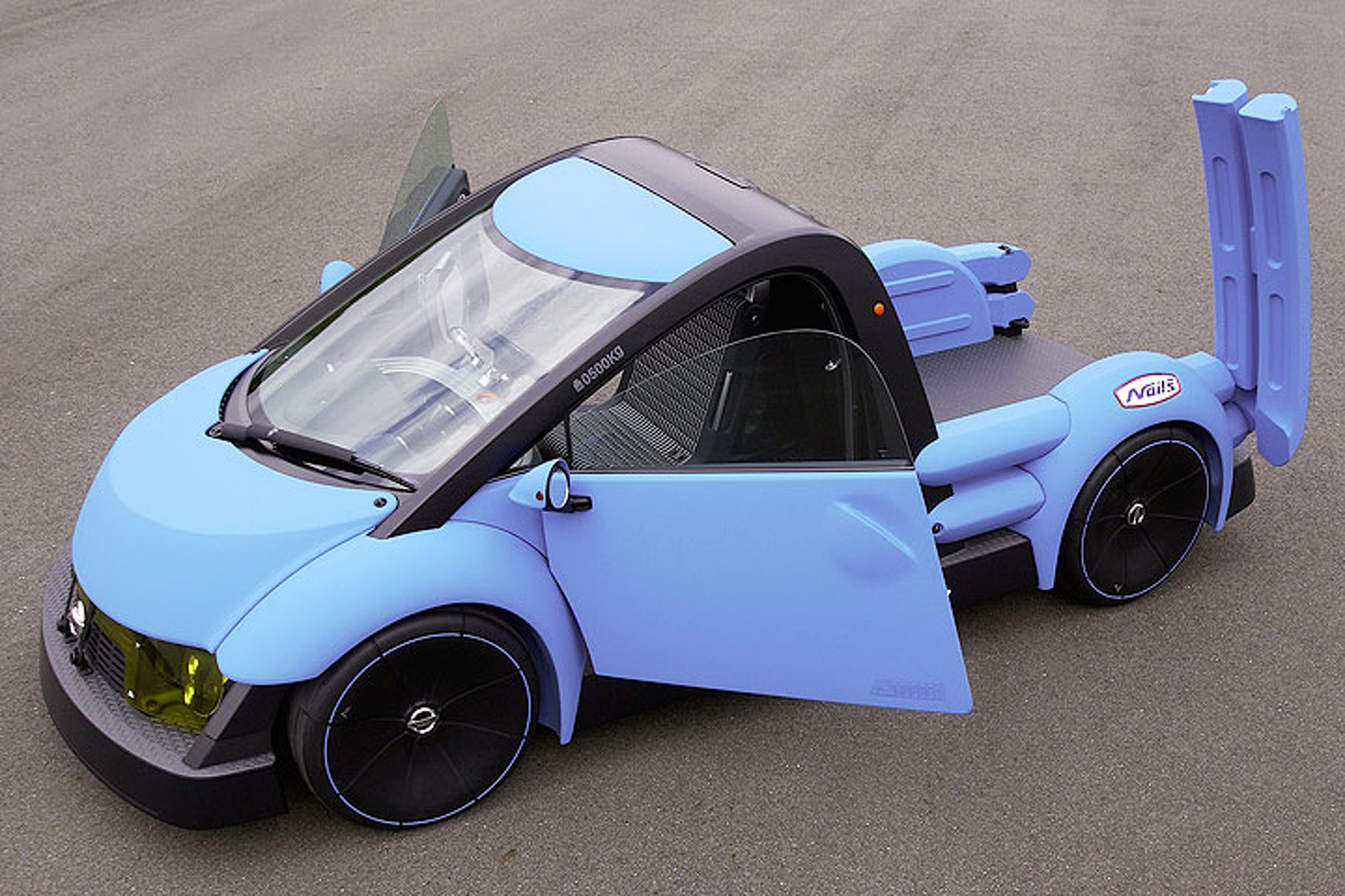 This Nissan Concept is the Coolest Truck that Nobody Would Buy
