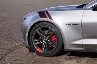 Chevrolet Unveils Camaro Red Line Concept Ahead of SEMA