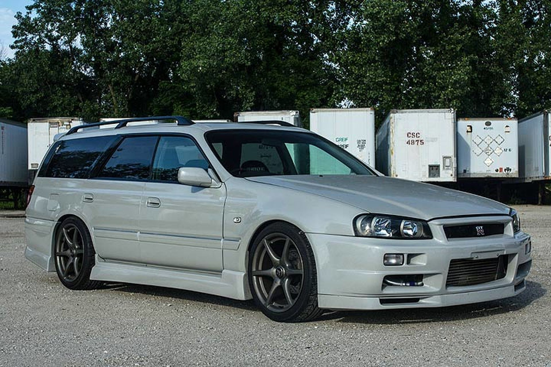 It\'s Real! This Nissan GT-R Wagon is Wild and For Sale in the USA