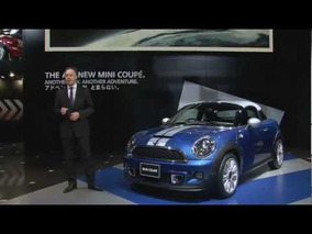 2012 Mini Coupe at the Tokyo Motor Show 2011