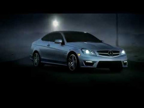2012 Mercedes-Benz C-Class Coupe Unchained