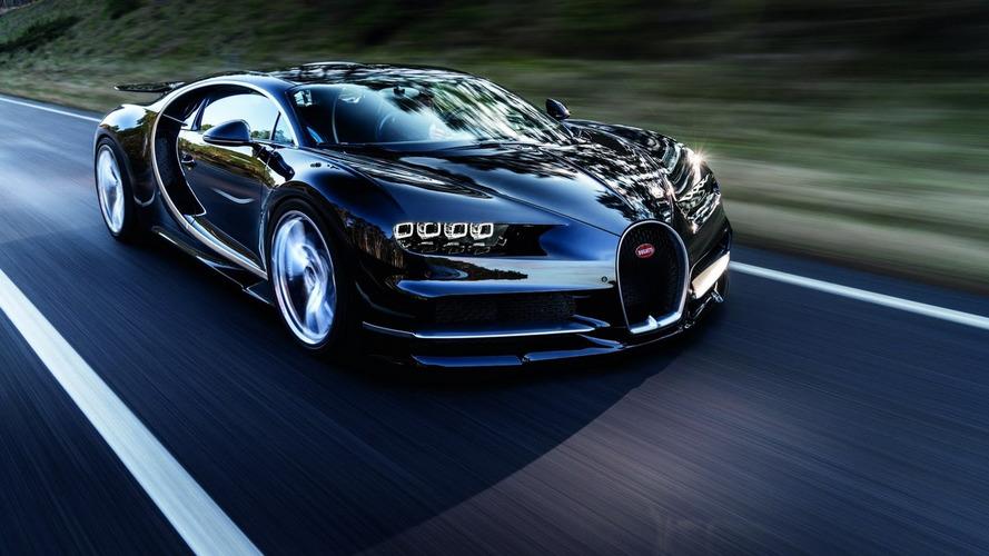 Bugatti Chiron - Le 0-400-0 km/h en moins d'une minute !