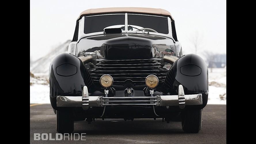 Cadillac V-16 Convertible Coupe