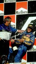 Michael Schumacher, Benetton Renault, Falvio Briatore, 10.11.2007