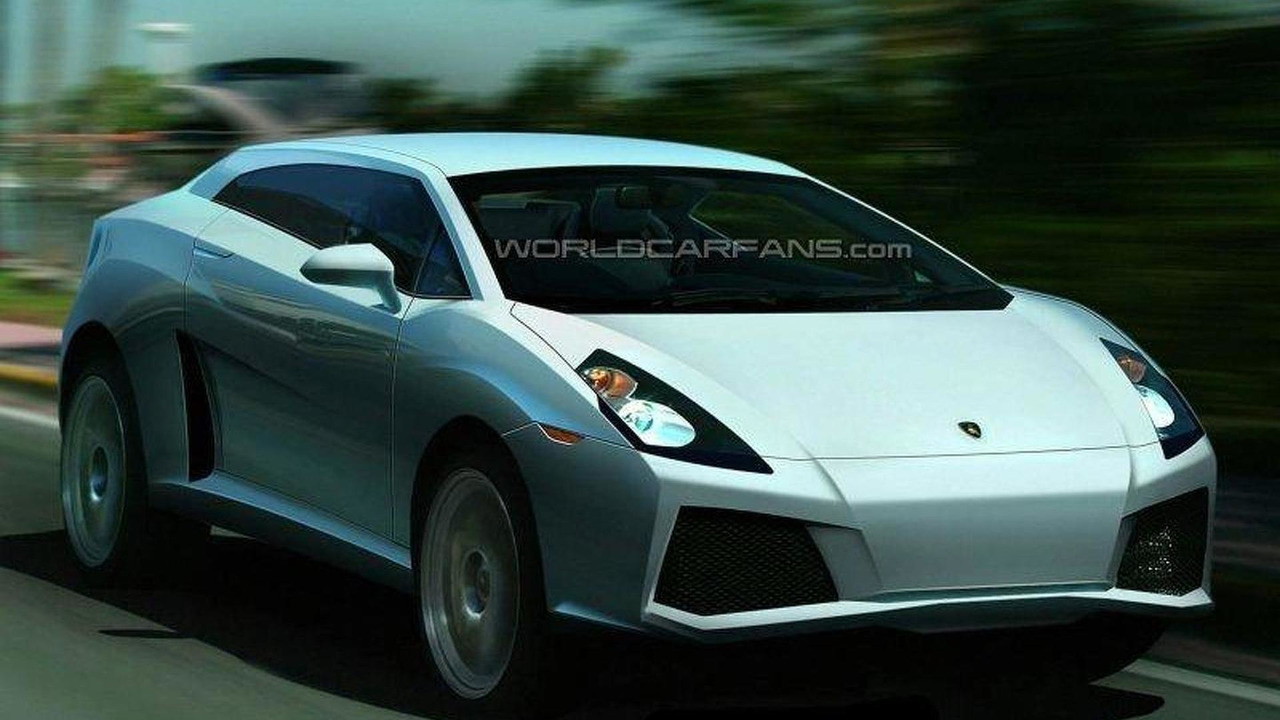 Lamborghini SUV artist rendering, archives 28.11.2006, 800, 20.07.2010