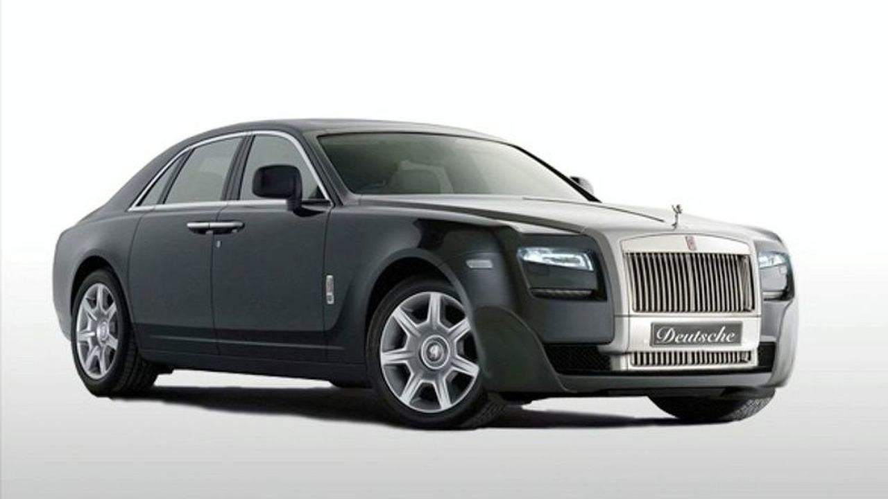 Rolls-Royce Ghost Numero Uno by Deutsche Manufaktur