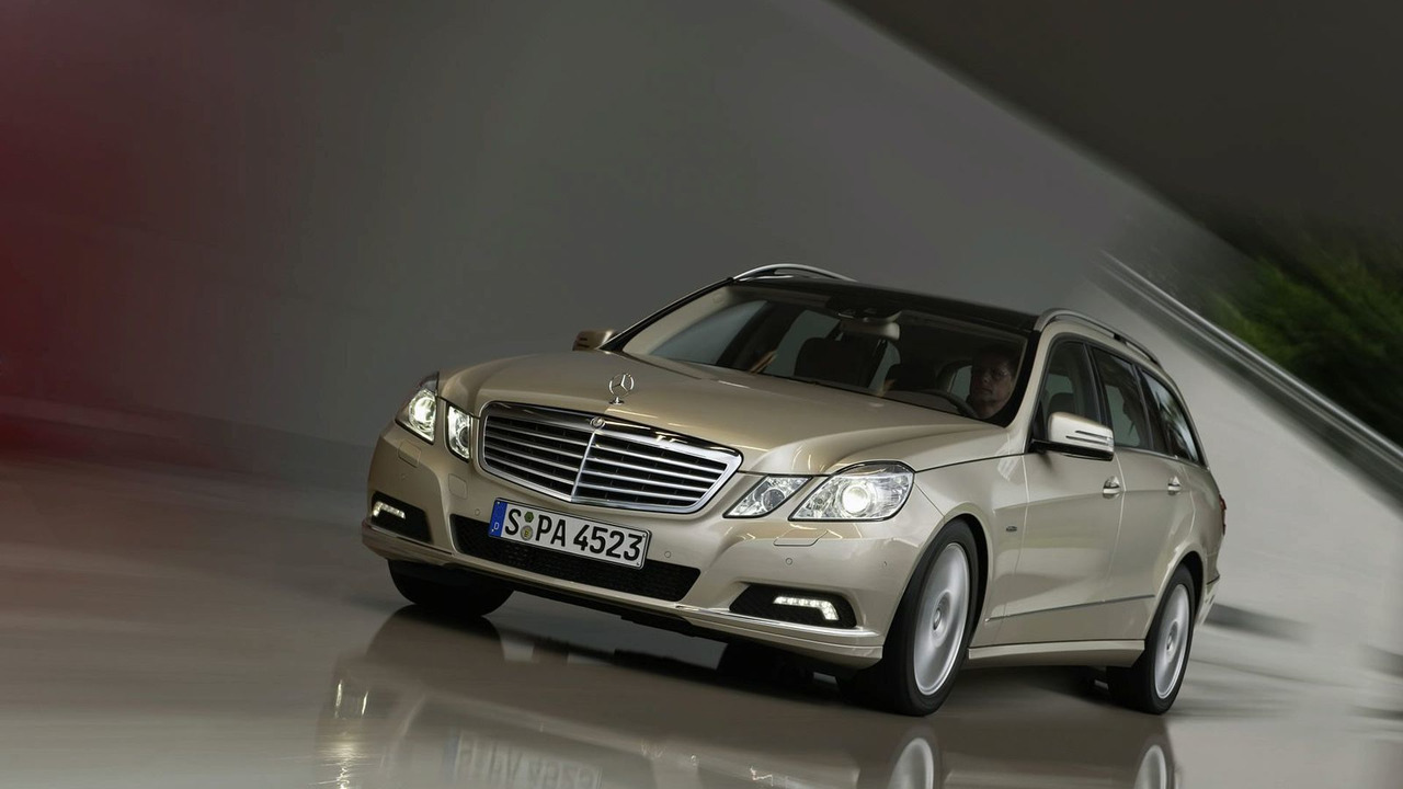 All Types mercedes e class estate 2010 : 2010 Mercedes-Benz E-Class Estate in Depth with New Promo Video ...