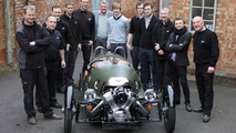 2011 Morgan 3 Wheeler - 25.2.2011