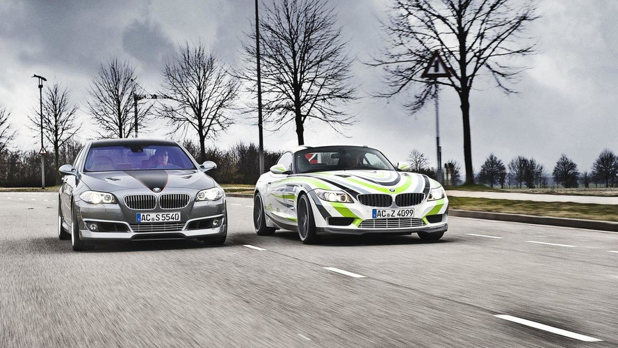 AC Schnitzer premieres the ACS5 Sport S and ACS 99d [videos]